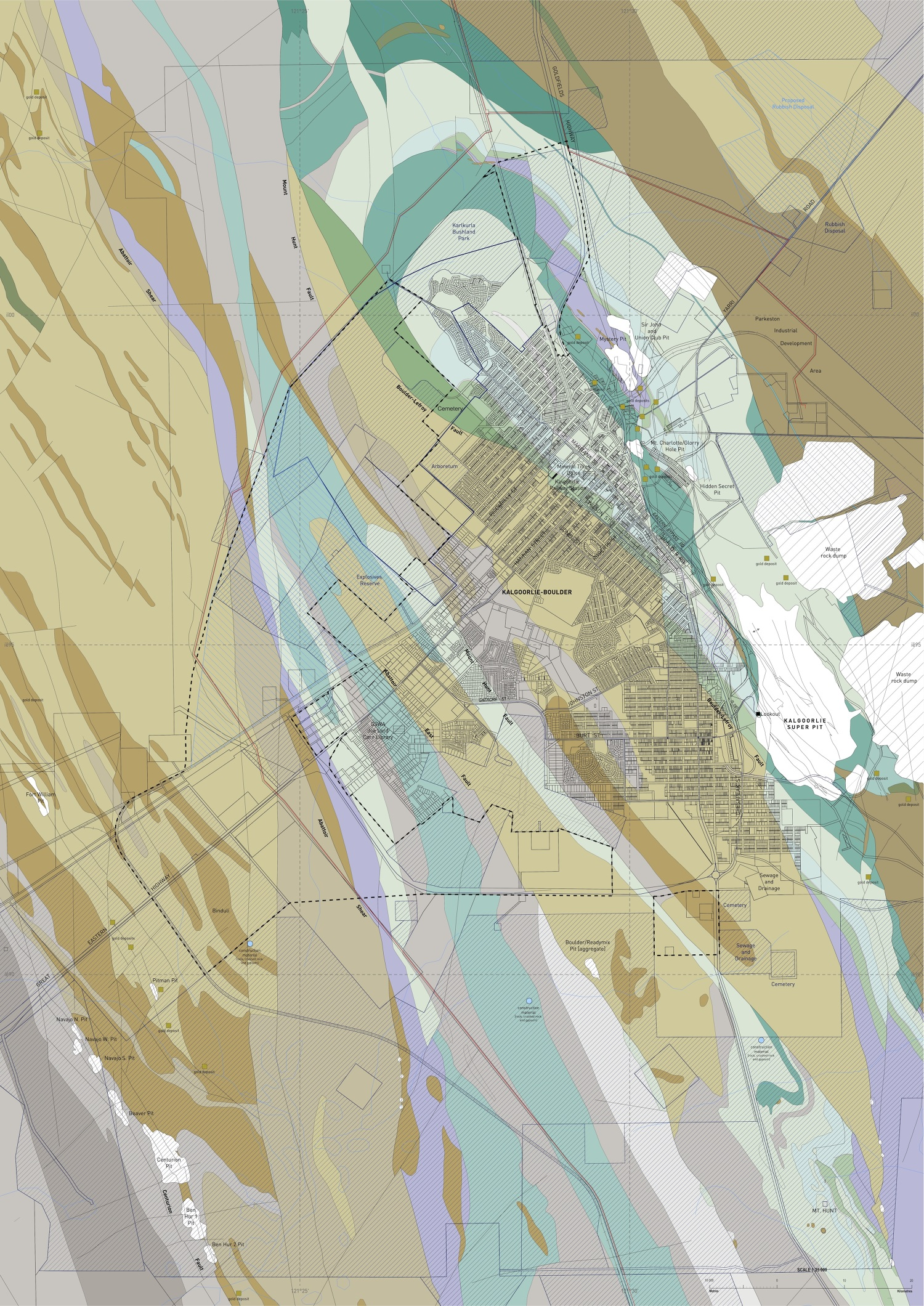 Urban Imaginaries Briallen Roberts ATLAS OF PLACES